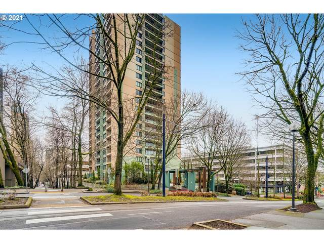 111 SW Harrison St 23B, Portland, OR 97201 (MLS #21685730) :: Duncan Real Estate Group