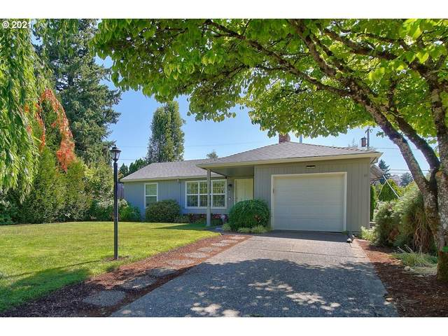 2940 SW 119TH Ave, Beaverton, OR 97005 (MLS #21685762) :: Keller Williams Portland Central