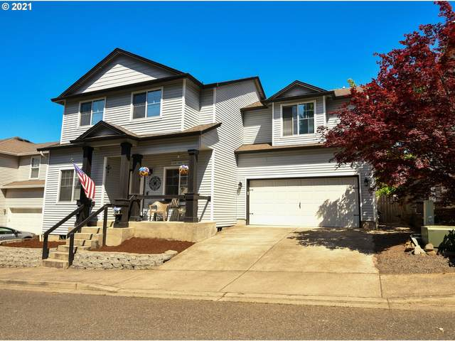 4127 SE 187TH Pl, Vancouver, WA 98683 (MLS #21686006) :: Change Realty