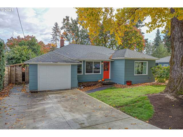 844 N Holly St, Canby, OR 97013 (MLS #21686277) :: Brantley Christianson Real Estate