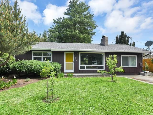 2926 NE 121ST Ave, Portland, OR 97220 (MLS #21686399) :: Premiere Property Group LLC