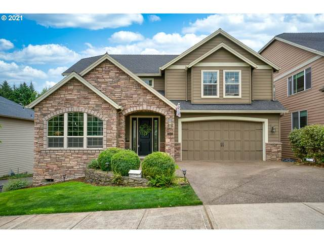 14632 SW Trevor Ln, Tigard, OR 97224 (MLS #21686644) :: Townsend Jarvis Group Real Estate
