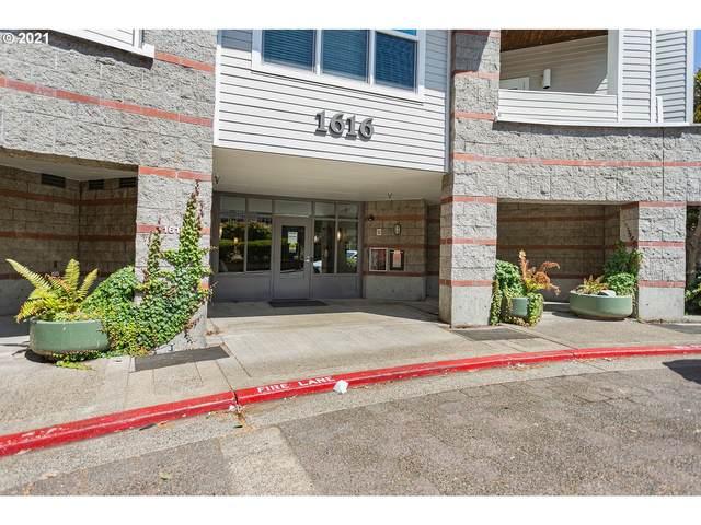 1616 S Harbor Way #302, Portland, OR 97201 (MLS #21686884) :: Reuben Bray Homes