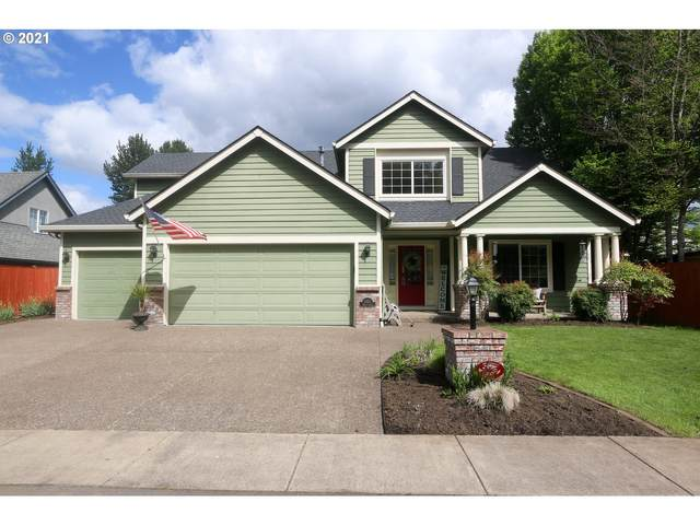 4325 Berry Ln, Eugene, OR 97404 (MLS #21687004) :: Song Real Estate
