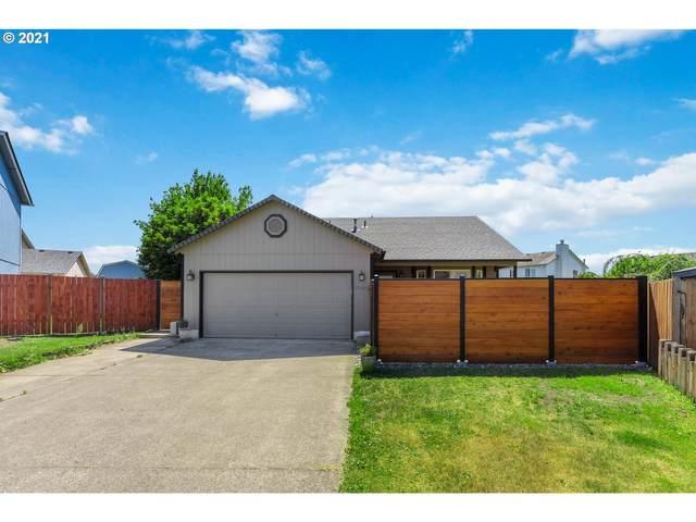 13407 NE 93RD Cir, Vancouver, WA 98682 (MLS #21687083) :: Brantley Christianson Real Estate