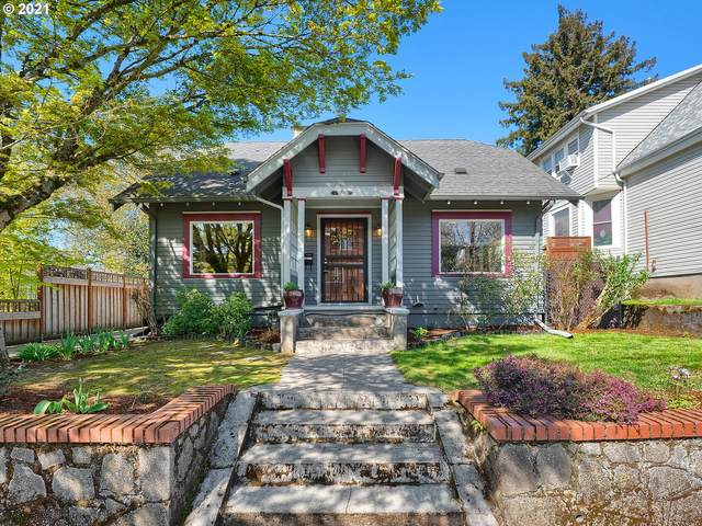 4525 NE 10TH Ave, Portland, OR 97211 (MLS #21687471) :: Next Home Realty Connection