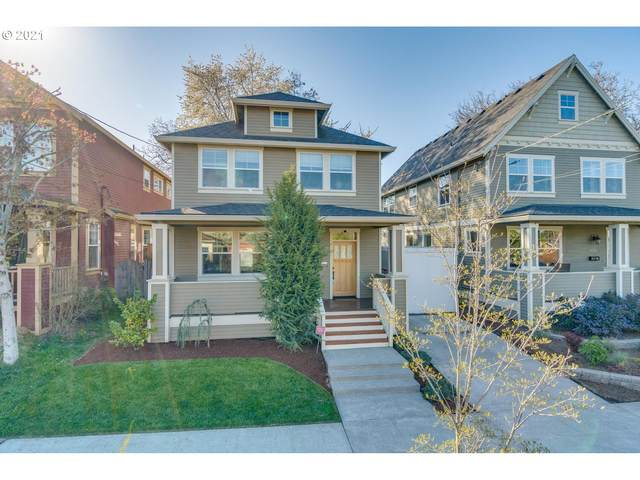 9043 N Oswego Ave, Portland, OR 97203 (MLS #21687487) :: Duncan Real Estate Group