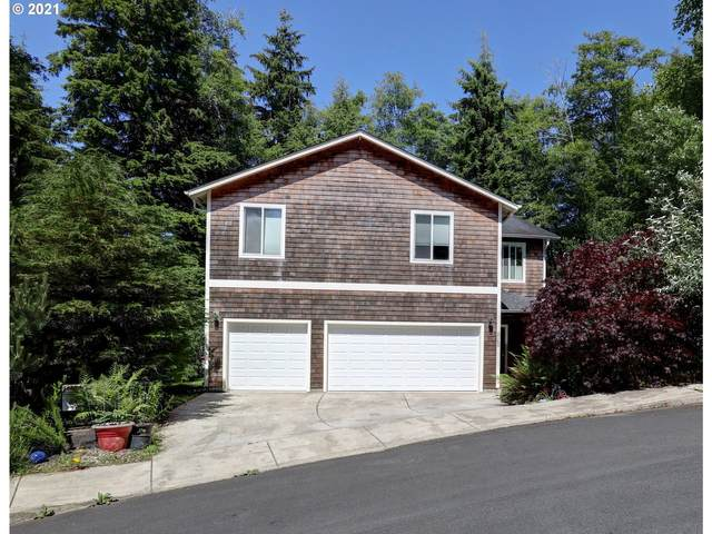 2169 Forest Dr, Seaside, OR 97138 (MLS #21687504) :: The Pacific Group