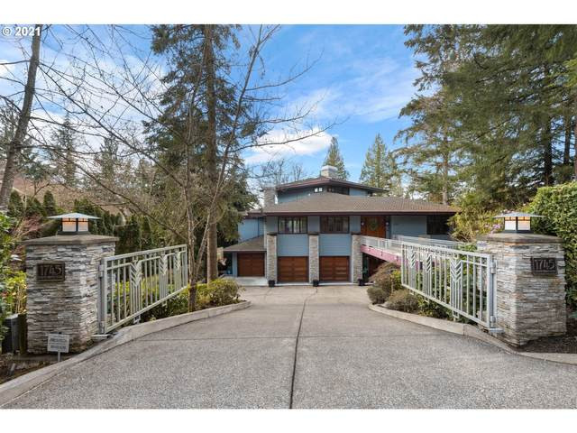 1745 Southshore Blvd, Lake Oswego, OR 97034 (MLS #21687528) :: The Pacific Group