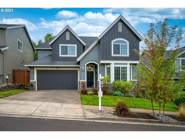 307 N Ironwood Dr, Newberg, OR 97132 (MLS #21687579) :: Real Estate by Wesley