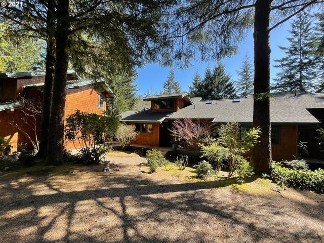 5445 Little Woahink Dr, Florence, OR 97439 (MLS #21687619) :: Beach Loop Realty