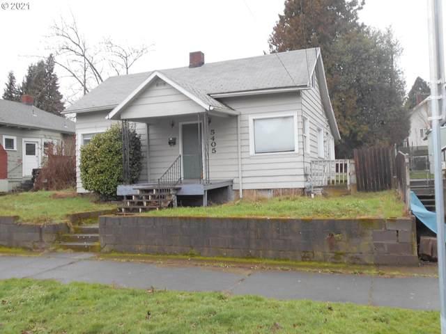 5405 NE Everett St, Portland, OR 97213 (MLS #21687709) :: Premiere Property Group LLC