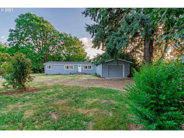 305 Scott Hill Rd, Woodland, WA 98674 (MLS #21688423) :: Holdhusen Real Estate Group