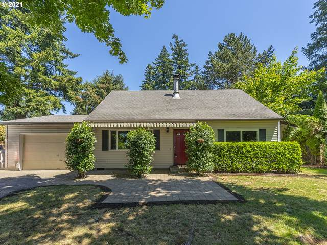 8312 SW Locust St, Tigard, OR 97223 (MLS #21688540) :: Premiere Property Group LLC