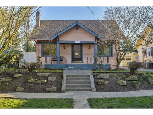 3234 SE Ankeny St, Portland, OR 97214 (MLS #21689306) :: Next Home Realty Connection