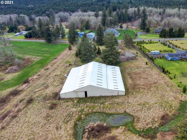 1242 North Fork Rd, Chehalis, WA 98532 (MLS #21689591) :: McKillion Real Estate Group