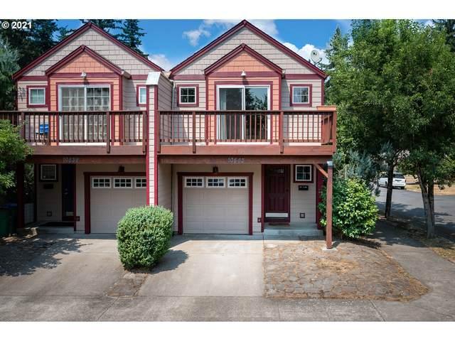 10543 NE Holladay St, Portland, OR 97220 (MLS #21689734) :: Real Estate by Wesley