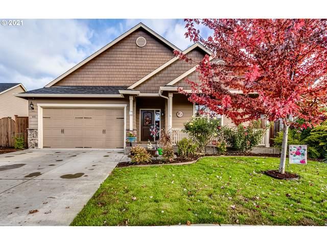 932 Kaylee Ave, Junction City, OR 97448 (MLS #21689748) :: The Haas Real Estate Team