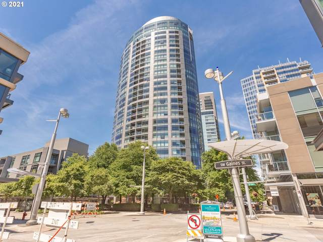 3601 S River Pkwy #800, Portland, OR 97239 (MLS #21690100) :: Real Estate by Wesley