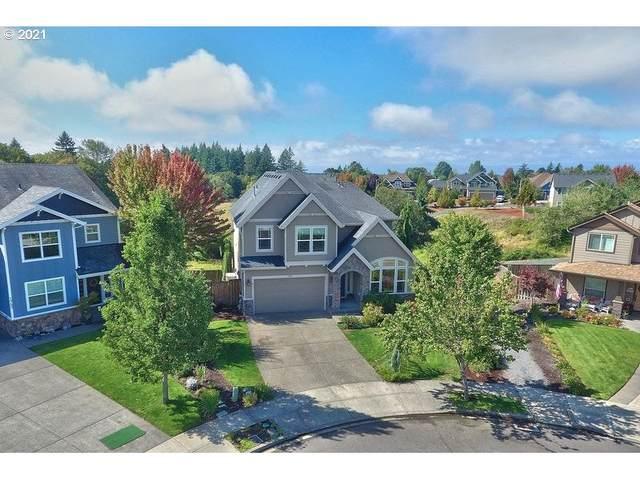 1761 S 18TH Cir, Ridgefield, WA 98642 (MLS #21690136) :: Townsend Jarvis Group Real Estate