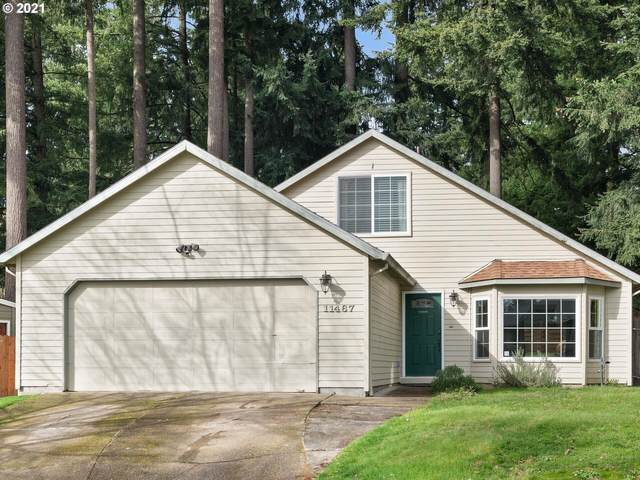 11467 SW Twin Park Pl, Tigard, OR 97223 (MLS #21690196) :: Next Home Realty Connection