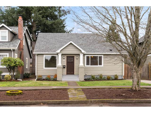 3233 NE 53rd Ave, Portland, OR 97213 (MLS #21690294) :: Next Home Realty Connection