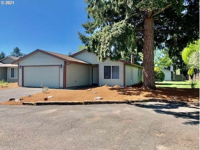 393 NW 182ND Ave, Beaverton, OR 97006 (MLS #21690622) :: Premiere Property Group LLC