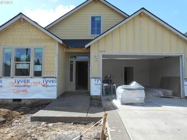 1805 NE 173RD Way, Ridgefield, WA 98642 (MLS #21690774) :: Cano Real Estate