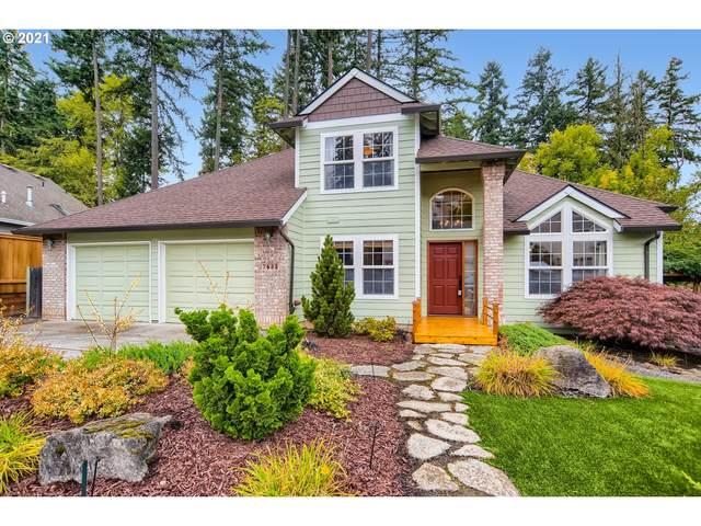 7635 SW Oviatt Dr, Beaverton, OR 97007 (MLS #21690942) :: Premiere Property Group LLC