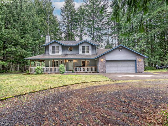 24555 E Woodsey Way, Welches, OR 97067 (MLS #21691216) :: Stellar Realty Northwest