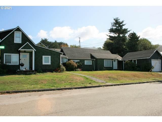 29677 Stewart St, Gold Beach, OR 97444 (MLS #21691723) :: Premiere Property Group LLC
