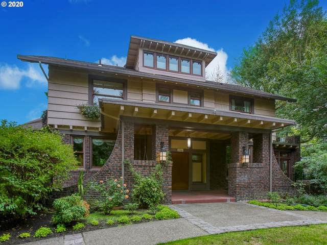 1908 NE 24TH Ave, Portland, OR 97212 (MLS #21691887) :: Brantley Christianson Real Estate