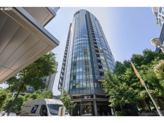 3601 S River Pkwy #1507, Portland, OR 97239 (MLS #21692227) :: Song Real Estate