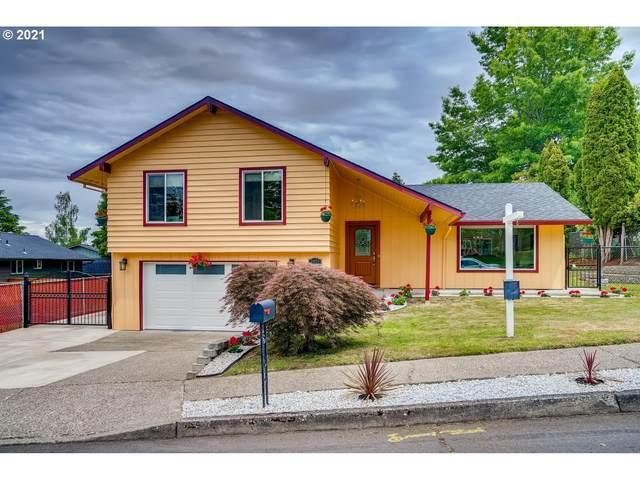 2401 SW 20th St, Gresham, OR 97080 (MLS #21692230) :: Fox Real Estate Group