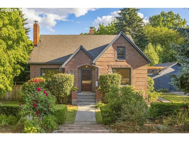 4670 NE Simpson St, Portland, OR 97218 (MLS #21692394) :: Premiere Property Group LLC