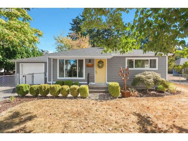 2640 SE 153RD Ave, Portland, OR 97236 (MLS #21692440) :: Keller Williams Portland Central