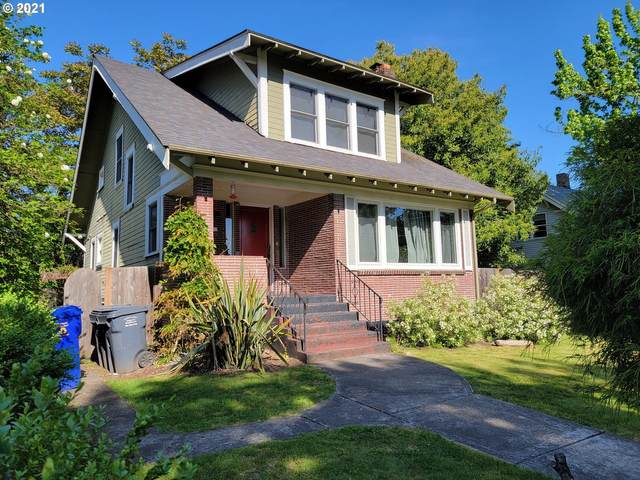 5627 NE 26TH Ave, Portland, OR 97211 (MLS #21692505) :: Real Estate by Wesley