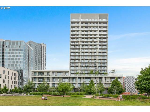 1150 NW Quimby St NW #712, Portland, OR 97209 (MLS #21692782) :: The Pacific Group