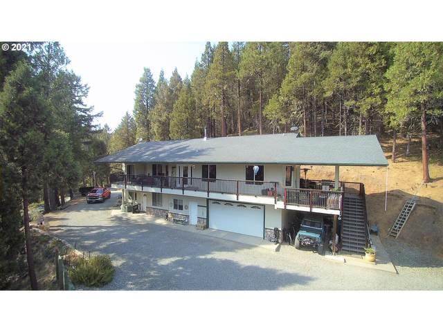 2121 Woods Creek Rd, Days Creek, OR 97429 (MLS #21692908) :: Premiere Property Group LLC