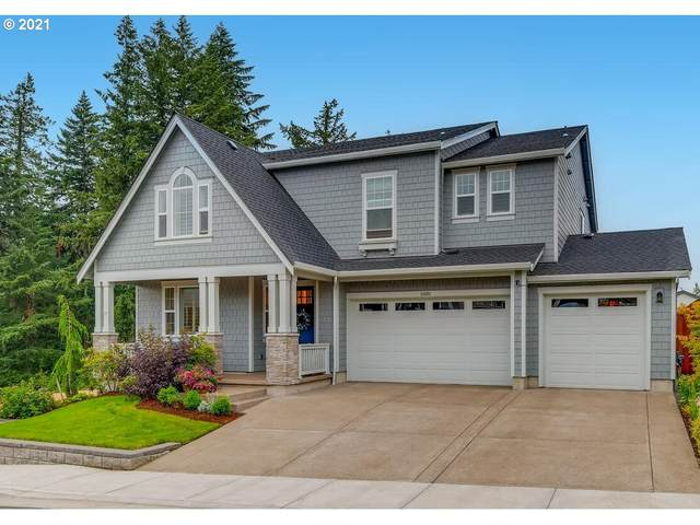 11321 SE Cub Ct, Happy Valley, OR 97086 (MLS #21693159) :: Premiere Property Group LLC