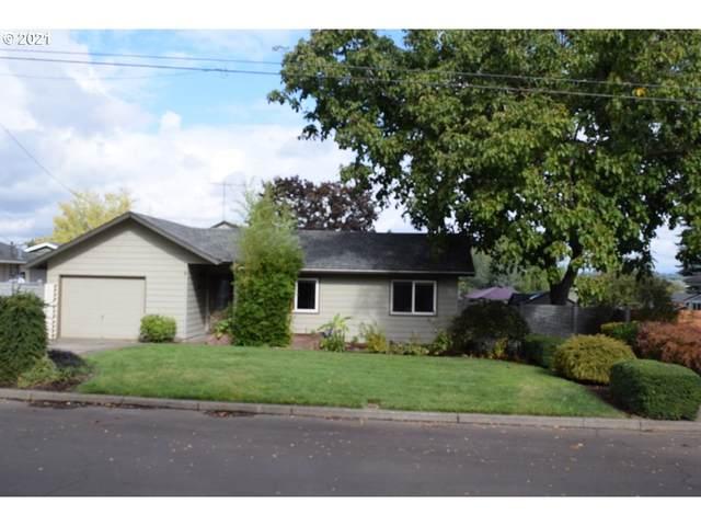 8717 NE Webster St, Portland, OR 97220 (MLS #21693234) :: Premiere Property Group LLC