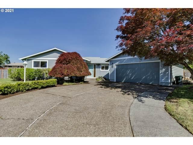 17370 SE Pilgrim Ct, Milwaukie, OR 97267 (MLS #21693394) :: Fox Real Estate Group
