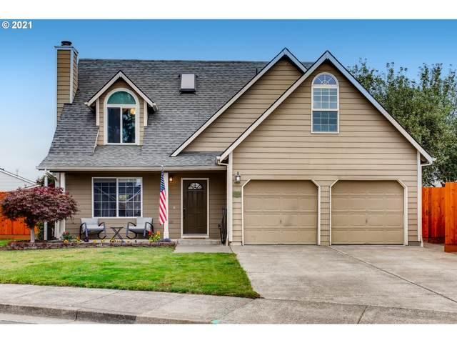 2193 Riviera Ct, Hubbard, OR 97032 (MLS #21693448) :: Lux Properties