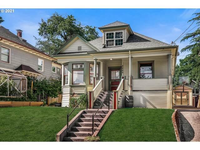 2445 NE Multnomah St, Portland, OR 97232 (MLS #21693789) :: Real Tour Property Group