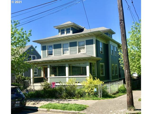 2605 SE 23RD Ave, Portland, OR 97202 (MLS #21693855) :: Coho Realty