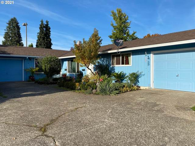 170 SE 3RD Ave, Canby, OR 97013 (MLS #21693989) :: Real Estate by Wesley