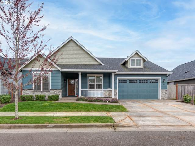 975 Riverstone Ln, Springfield, OR 97477 (MLS #21694009) :: Duncan Real Estate Group