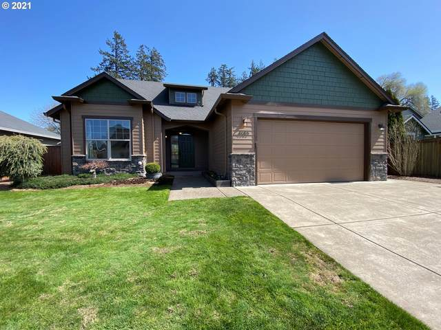 4585 Champagne Ln, Eugene, OR 97404 (MLS #21694104) :: RE/MAX Integrity