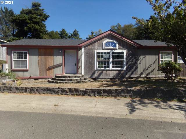 410 SE Neptune Ave, Lincoln City, OR 97367 (MLS #21694110) :: Song Real Estate