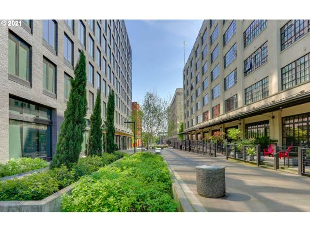 1400 NW Irving St #110, Portland, OR 97209 (MLS #21694404) :: Brantley Christianson Real Estate